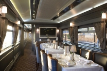 Private Train Tours Ireland