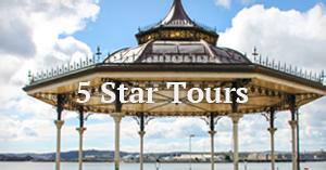 5 Star Private Chauffeur Tour Ireland