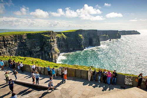 Cliffs of Moher - Wild Atlantic Way Tour
