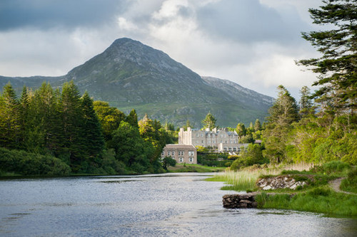 Ballynahinch Castle - 5 Star Tour of Ireland