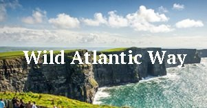Wild Atlantic Way Tour Ireland